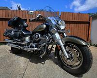 2005 Yamaha V-Star 1100cc