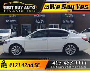 2013 Honda Accord Touring, 2.4L EARTH DREAMS TECHNOLOGY i-VTECH