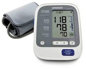 Omron blood pressure monitor HEM-7221 ARTG 10039 Brand New for qu Clayton Monash Area Preview