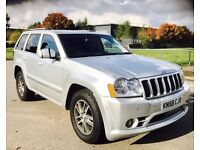 ★🚗★ 2008 JEEP GRAND CHEROKEE OVERLAND CRD V6 DIESEL★FULLY LOADED★CAT-D★SERVICE HISTORY★KWIKI AUTOS★