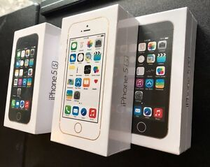 IPHONE 5S 16G, 32G NEW, SEALED, UNLOCKED, ACCESSORIES WARRANTY