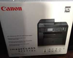 Canon All in one laser Printer