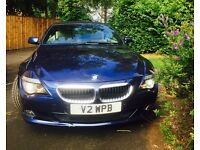 BMW MSPORT 635d convertible
