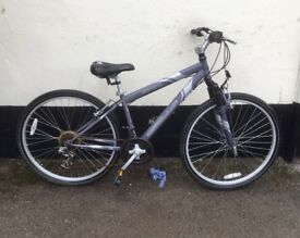 "ADULTS APOLLO MOUNTAIN BIKE 15"" FRAME £45"