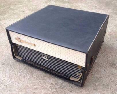 1960's Vintage Retro HMV MONACO Portable Record Player Mernda Whittlesea Area Preview