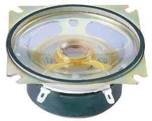 Haut parleur hp membrane etanche exterieur 15w 85mm sono for Haut parleur exterieur etanche