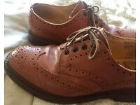 tricker shoes 8and a half