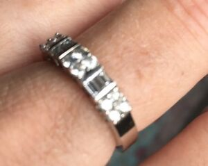 White Gold and Diamonds!