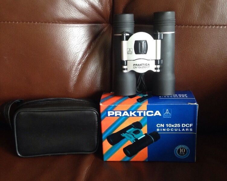 Praktica binoculars in newton mearns glasgow gumtree