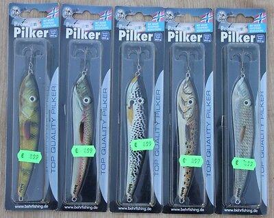 Pilker Premium 80 g Dorsch Norwegen Ostsee Paternoster Beifänger im Shop