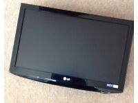 LG television -22'' screen