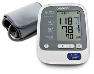 Omron blood pressure monitor HEM-7221 ARTG 10039   Brand New   fo Clayton Monash Area Preview