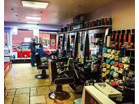 **Barbershop for sale**
