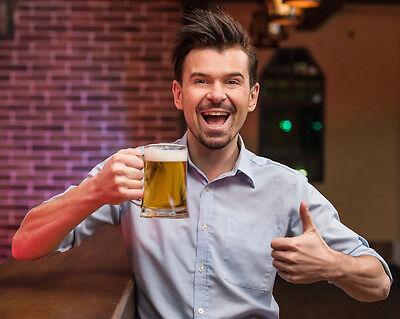 Kann alles: Bier. Auch als Glanzverstärker und Festiger ist es erste Wahl. (© Thinkstock via The Digitale)