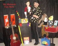 Magic Shows for Kids..Birthday Parties Magician, Christmas Shows