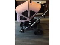 Bugaboo chameleon with travel case and extras