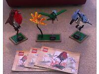 Lego idea birds