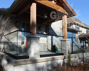Glass Railing Buy Or Sell Decks Fences In Ontario Kijiji Classifieds