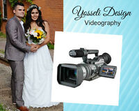 50% OFF PHOTOGRAPHY $400 & VIDEOGRAPHY $600. ALL $1000 OR CHOOSE