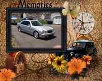 2000 Mercedes-Benz E-Class E55 AMG Sedan