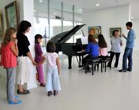 Cours de piano abordable !