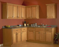 Spring Special, Wood Kitchen Cabinets
