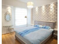 Brick effect decorative wall tile