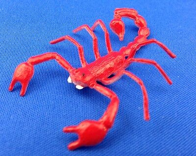 Bug Toys (Lot 20 Rubber Scorpion INSECT FAKE BUGS educational science toy stinger)