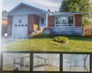 NEWLY RENOVATED MODERN DETACHED HOME – 3 BR MAIN LEVEL FOR RENT!