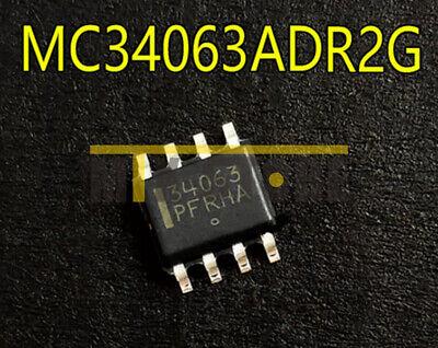 50pcs 34063 34063a Mc34063ad 1.5 A Stepupdown Inverting Switching Regulators
