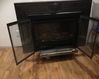 Gas stove and frame Legend G3