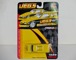 Racing Champions NASCAR Jeg's Mail Order Chevy Truck 1:64