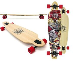 Land Yachtz Battle Axe Longboard