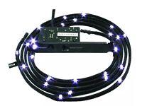NZXT PC LED lighting kit, 2 mtr White