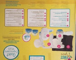 First years quiet expressions breast pump & extras$100 obo Kawartha Lakes Peterborough Area image 2
