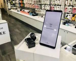 Galaxy Note 8 64GB Black Warranty Tax Invoice Unlocked Au Stock