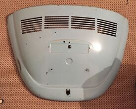 Volkswagen VW Beetle 1967 on Engine Lid Cover / wall light / shelf