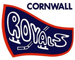 Cornwall Royals Memorabilia