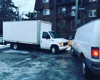 Demenagement derniere minute! Last minute moving! 514-467-1197