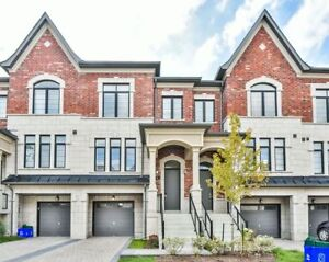 JUST LISTED!!! 1 Year New Luxury Freehold Townhouse
