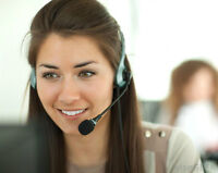 TELEMARKETER Fundraiser required - great for ODSP or OW Top up