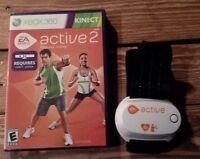 Active 2 Kinect
