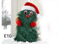 Christmas Dancing Tree