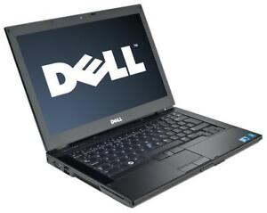 Dell D630, D830, 3550, 3460, E6400, E5420, E7440 Laptop Sale