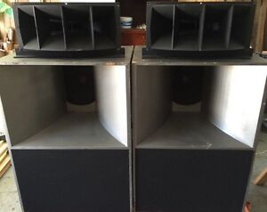 SPEAKERS ALTEC A7 VOICE OF THE THEATER