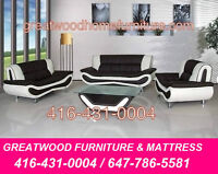 SOFA SET WITH FREE COFFEE TABLE ..$999