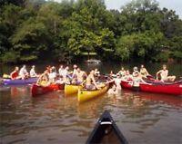 CORPORATE CANOEING TRIP TEAMBUILDING