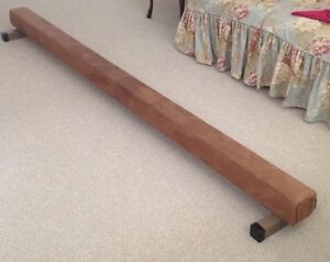 Gymnastics Balance Beam  !!!!New Price!!!! Cambridge Kitchener Area image 1