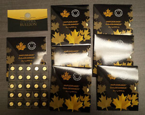 Selling Gold Bullion Gold Coins. Gold Bars. Gold Maples RCM Cornwall Ontario image 4
