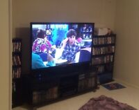 60 inch plasma Samsung 3d TV.  Needs repair